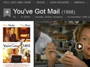 IMDb Movie Reviews