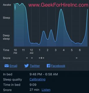 How to Use Your iPhone's Health App with Sleep Cycle