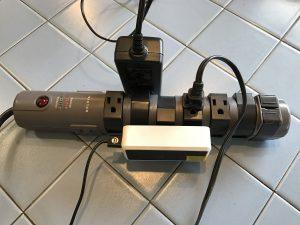 Belkin Rotating Outlet