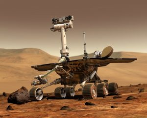 tech toys - mars rover from wikipedia