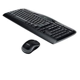 wireless keyboard - Logitech MK 320
