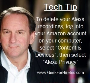 Digital Privacy and Alexa