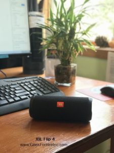 JBL Flip 4 Bluetooth Speakers